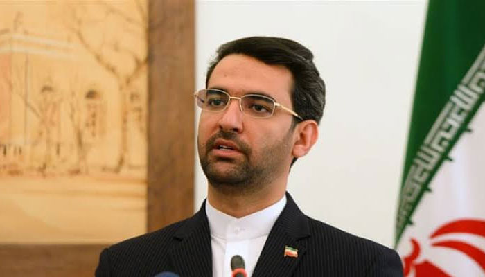امریکا نے ایران کے وزیر اطلاعات پر پابندی عائد کر دی