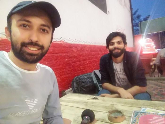 عمیر علی سائیکل پر کئی یورپی ممالک گھوم چکے ہیں، فیچر انٹرویو