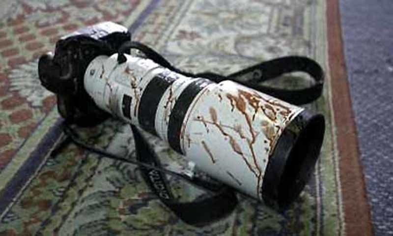 ایک سال کے دوران دنیا بھر میں 49 صحافی فرض کی ادائیگی کے دوران مارے گئے