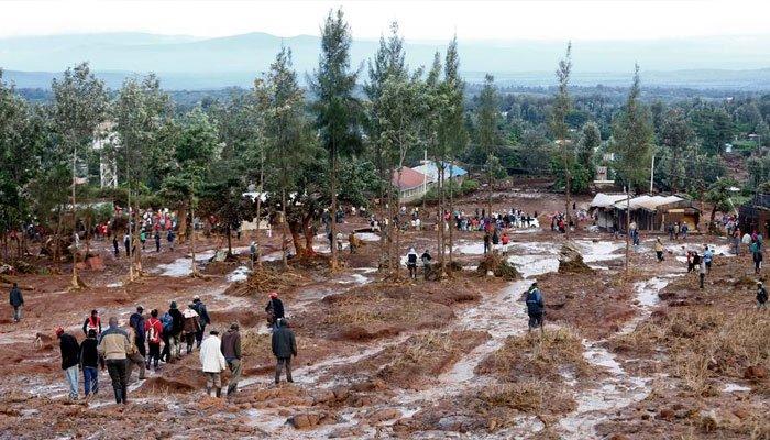 افریقہ:ایک دن میں دو سال کے برابر بارش:120 افراد ہلاک