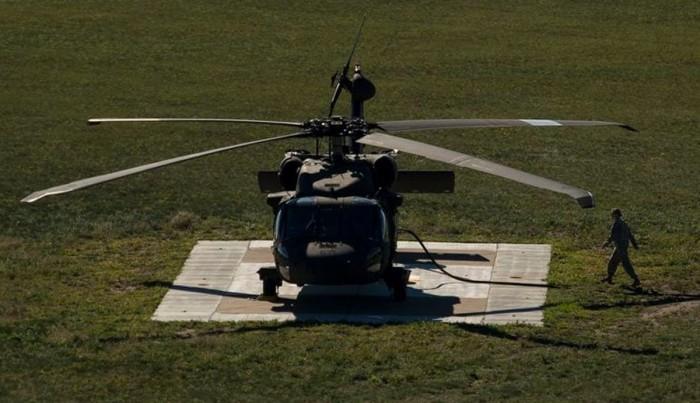 امریکی ریاست منیسوٹا میں ہیلی کاپٹر حادثہ، 3 فوجی ہلاک