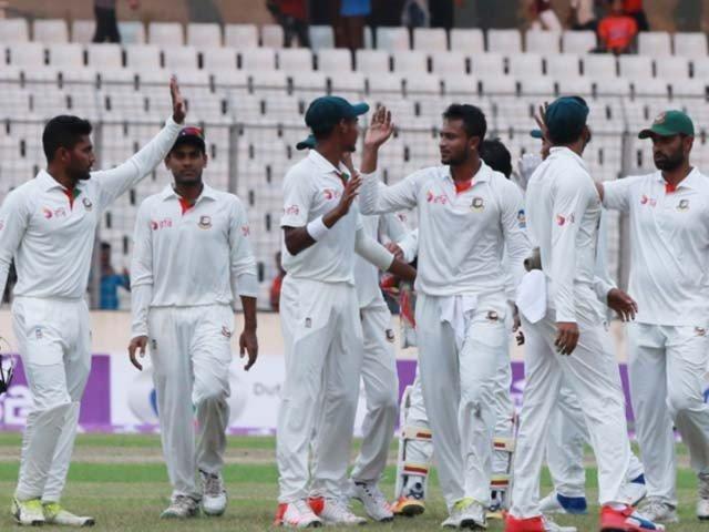 بنگلادیش نے پاکستان میں ٹیسٹ سیریز کھیلنے سے انکار کردیا