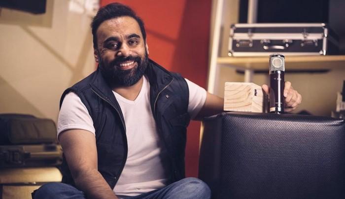 پاکستانی گلوکار زلفی کیلیے عالمی اعزاز