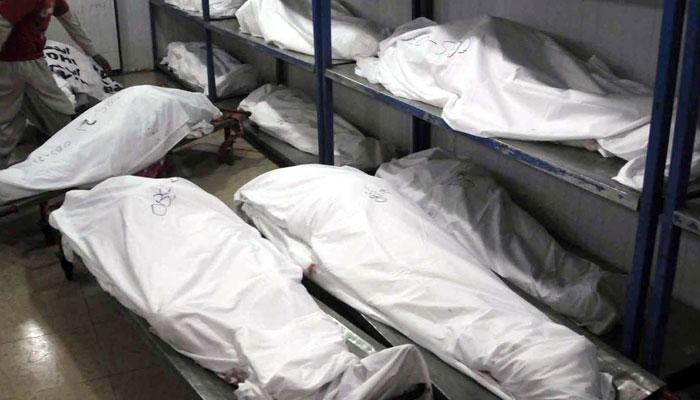 گلگت: نلتر میں گاڑی پر فائرنگ،6 افراد جاں بحق
