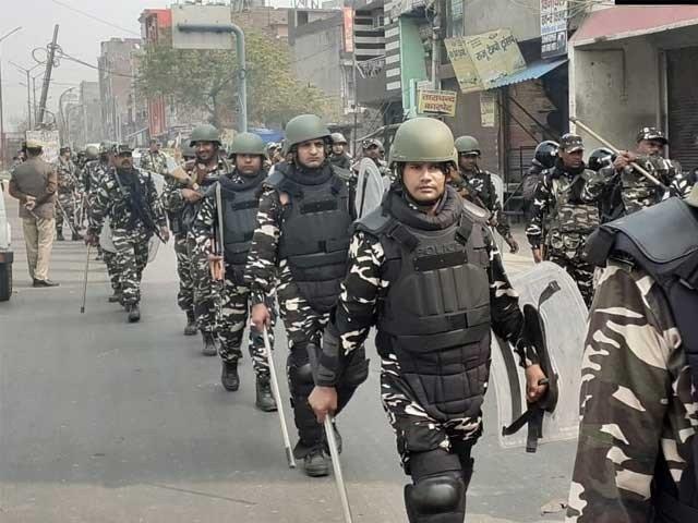 دہلی مسلم کش فسادات؛ وزیراعلیٰ کی فوج طلب کرنے کی درخواست