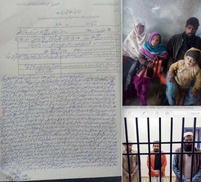 خاتون کا  فوٹو کیوں بنایا؟مانسہرہ 13 رکنی جرگہ نے سات سالہ بچی کو ونی کر دیا:3 ملزمان  گرفتار