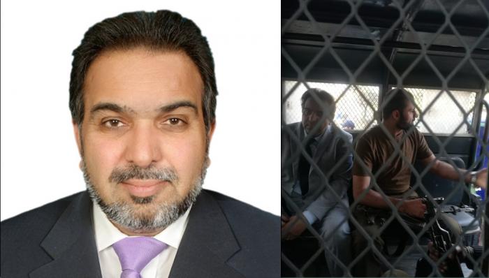 فراڈ کے مقدمات میں مطلوب جعلی ڈاکٹر شاہد حسین شیخ گرفتار