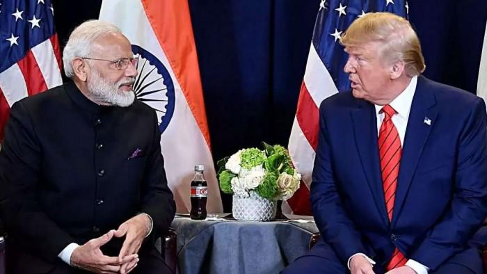 پاکستان کیساتھ بہت اچھے تعلقات ہیں: امریکی صدر کا بھارت میں خطاب