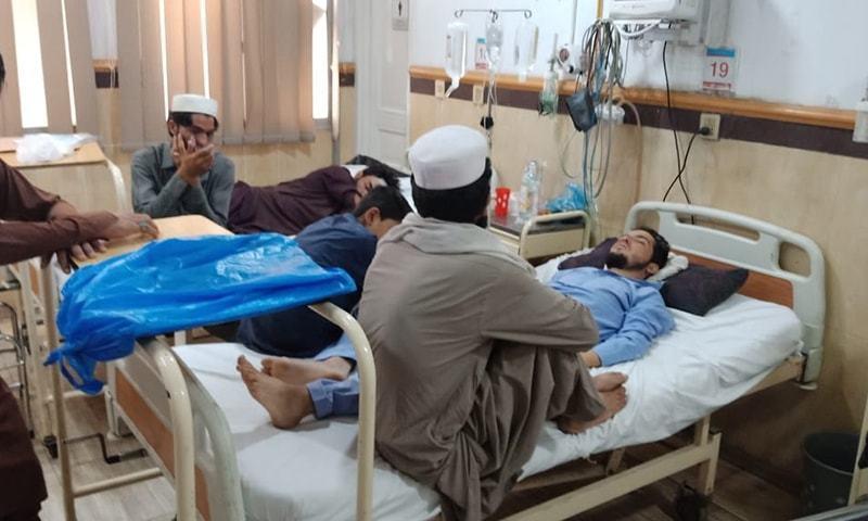پشاور میں کورونا کیسز کی شرح 27 فیصد تک پہنچ گئی