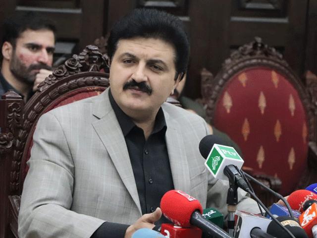 اجمل وزیر نے اسٹیرنگ کمیٹی کے قوانین کی خلاف ورزی کی: رپورٹ وزیراعلیٰ کو ارسال