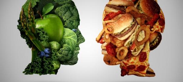 ذہنی امراض کا خاتمہ متوازن غذا سے ممکن
