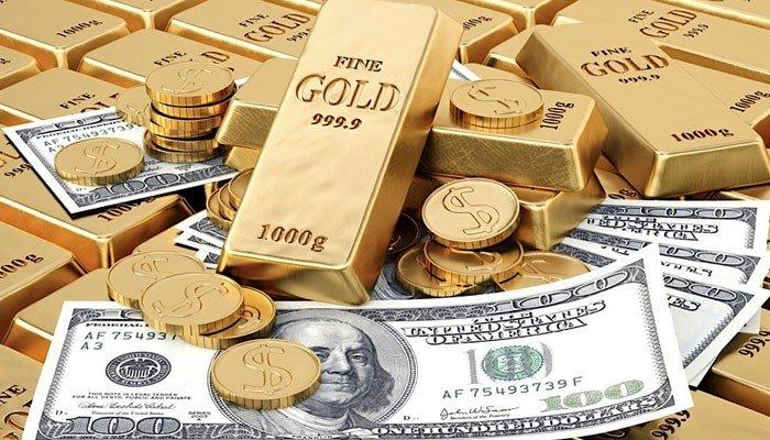 ملک میں فی تولہ سونےکی قیمت ایک لاکھ 8 ہزار 600 روپے ہوگئی