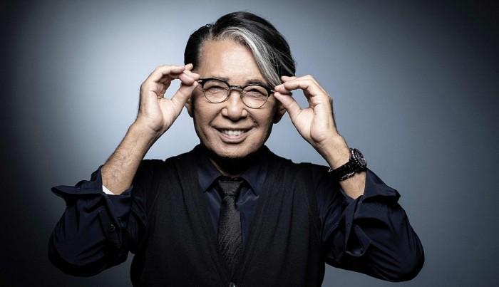 جاپانی ڈیزائنر کینزو ٹکاڈا کورونا وائرس سے ہلاک