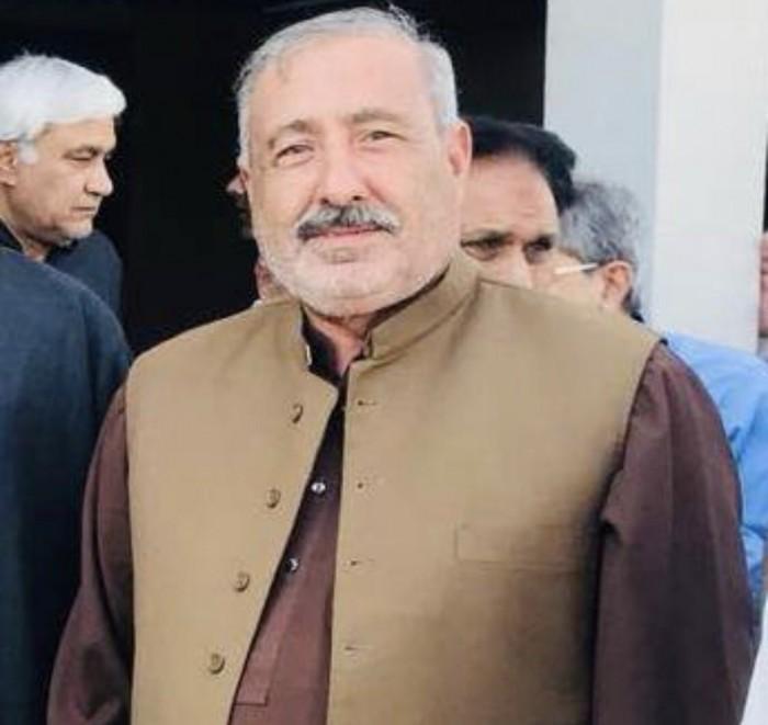 تحریک انصاف گلگت بلتستان کےصوبائی صدر سید جعفر شاہ انتقال کر گئے .