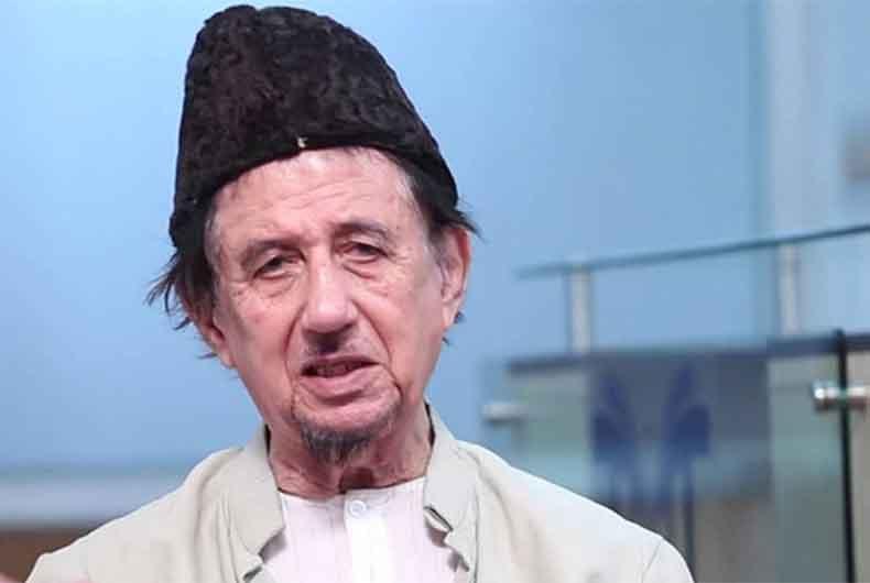 مومنِ 'صادق' کی وفات