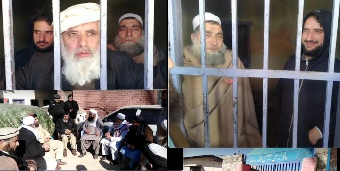 مانسہرہ: پولیس نے مفتی کفایت اللہ کے دو بیٹوں بھائی اور بہنوئی کو گرفتار کر لیا