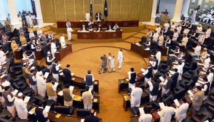 سلطان محمد کے مستعفی ہونے کے بعدحکومت صوبائی اسمبلی میں بھنورمیں پھنس گئی