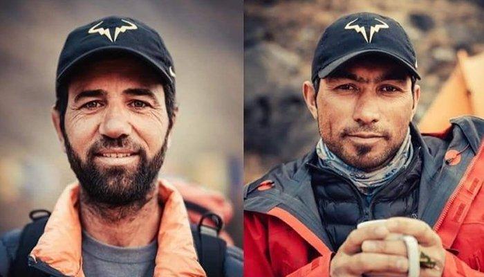 پاکستانی کوہ پیماؤں سرباز خان اور عبدالجوشی نے تاریخ رقم کر دی
