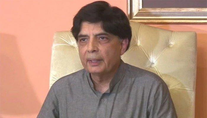 چوہدری نثار علی خان نے 2 سال 10 ماہ بعد رکن پنجاب اسمبلی کا حلف اٹھالیا