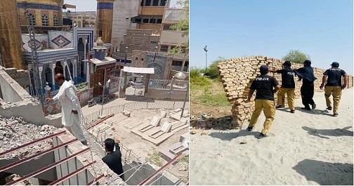 سکھر-عدالت نے قبرستانوں پر قبضے ختم کرانے کا حکم دے دیا