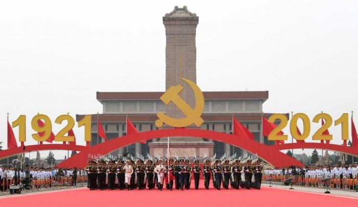 چینی کمیونسٹ پارٹی کے سو سال ، چین کی ترقی اور خوشحالی سے عبارت