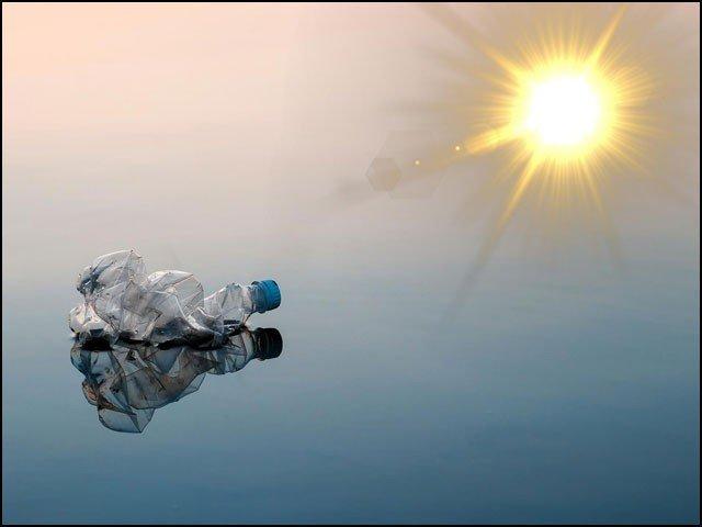 دھوپ اور آکسیجن سے ایک ہفتے میں تحلیل ہوجانے والا پلاسٹک